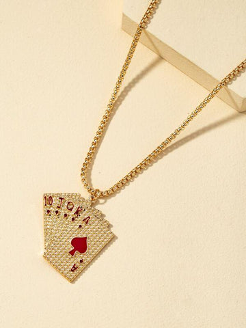 Cartoon Charm Necklace - INS | Online Fashion Free Shipping Clothing, Dresses, Tops, Shoes
