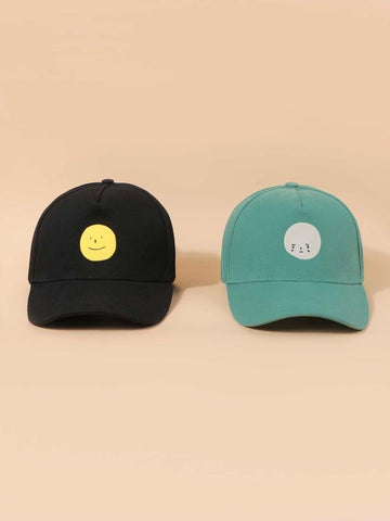 Cartoon Graphic Baseball Cap - INS | Online Fashion Free Shipping Clothing, Dresses, Tops, Shoes