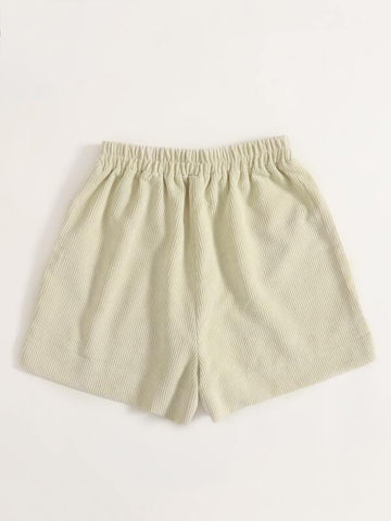 Corduroy Dual Pocket Shorts - INS | Online Fashion Free Shipping Clothing, Dresses, Tops, Shoes