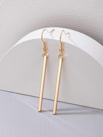 Geo Drop Earrings - INS | Online Fashion Free Shipping Clothing, Dresses, Tops, Shoes