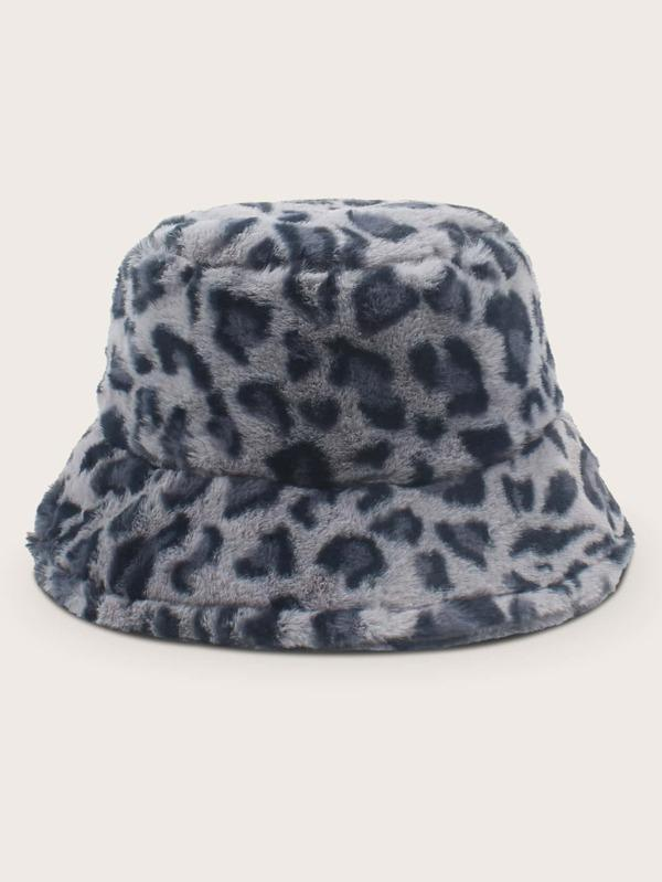 Leopard Pattern Bucket Hat - INS | Online Fashion Free Shipping Clothing, Dresses, Tops, Shoes