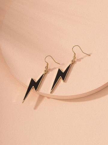 Lightning Drop Earrings - INS | Online Fashion Free Shipping Clothing, Dresses, Tops, Shoes