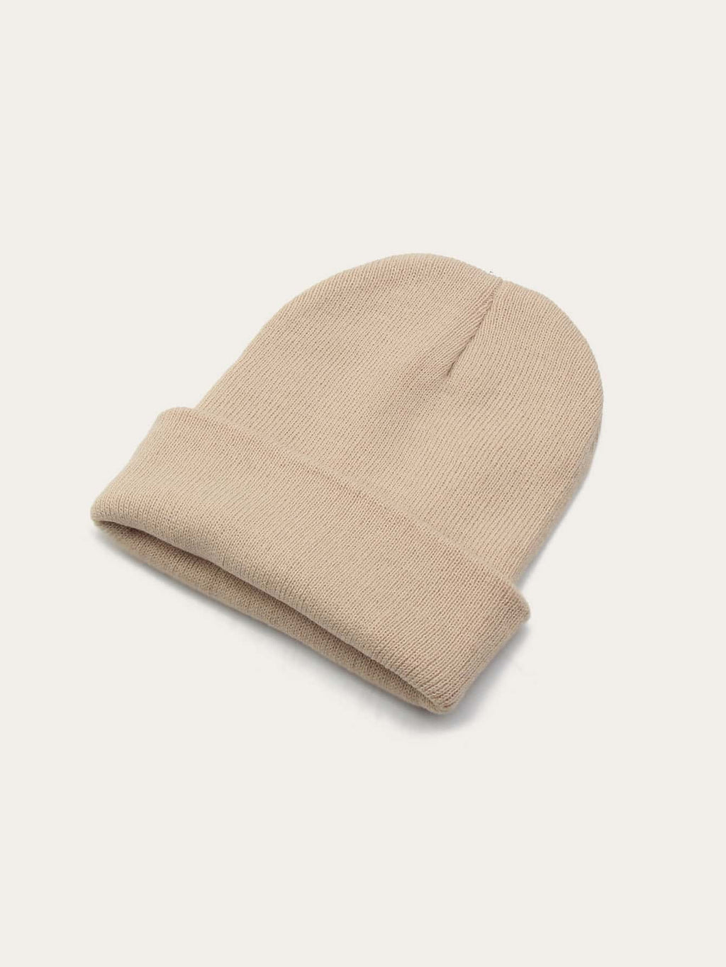 Minimalist Plain Beanie - INS | Online Fashion Free Shipping Clothing, Dresses, Tops, Shoes