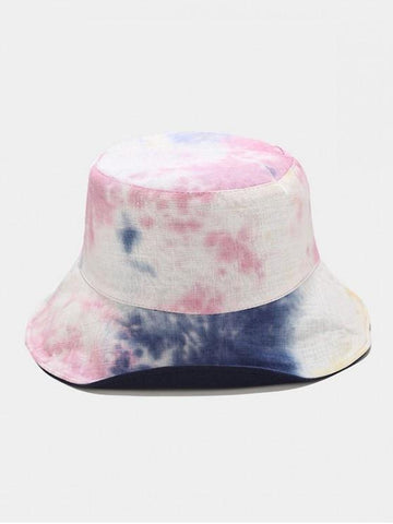Reversible Tie-dye Bucket Hat - INS | Online Fashion Free Shipping Clothing, Dresses, Tops, Shoes