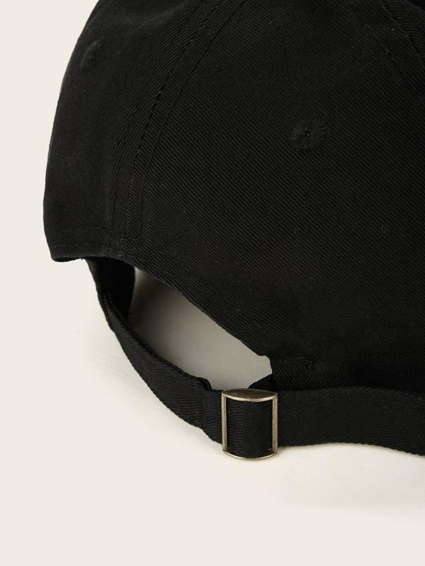 Ring Detail Baseball Cap - INS | Online Fashion Free Shipping Clothing, Dresses, Tops, Shoes