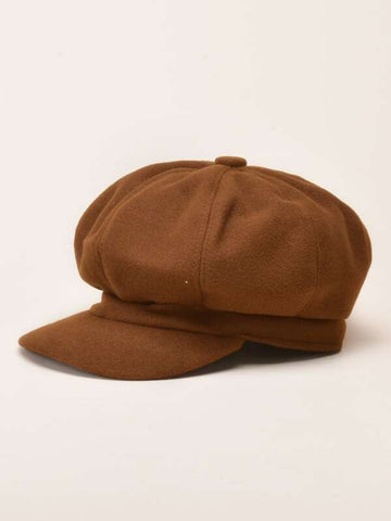 Simple Bakerboy Hat - INS | Online Fashion Free Shipping Clothing, Dresses, Tops, Shoes
