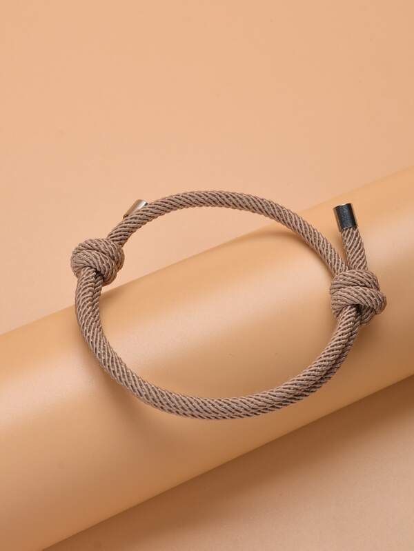 Simple Braided Bracelet - INS | Online Fashion Free Shipping Clothing, Dresses, Tops, Shoes