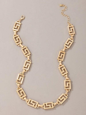 Simple Chain Necklace - INS | Online Fashion Free Shipping Clothing, Dresses, Tops, Shoes