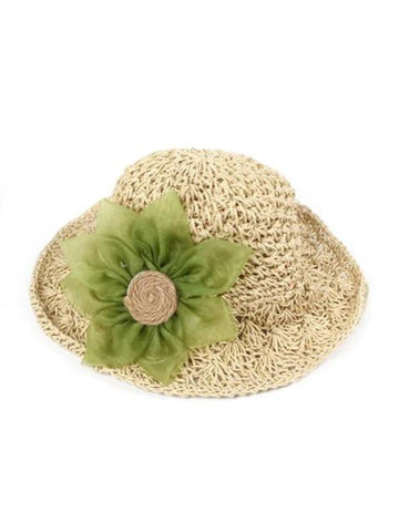 Sunflower Parent-child Crochet Straw Hat - INS | Online Fashion Free Shipping Clothing, Dresses, Tops, Shoes
