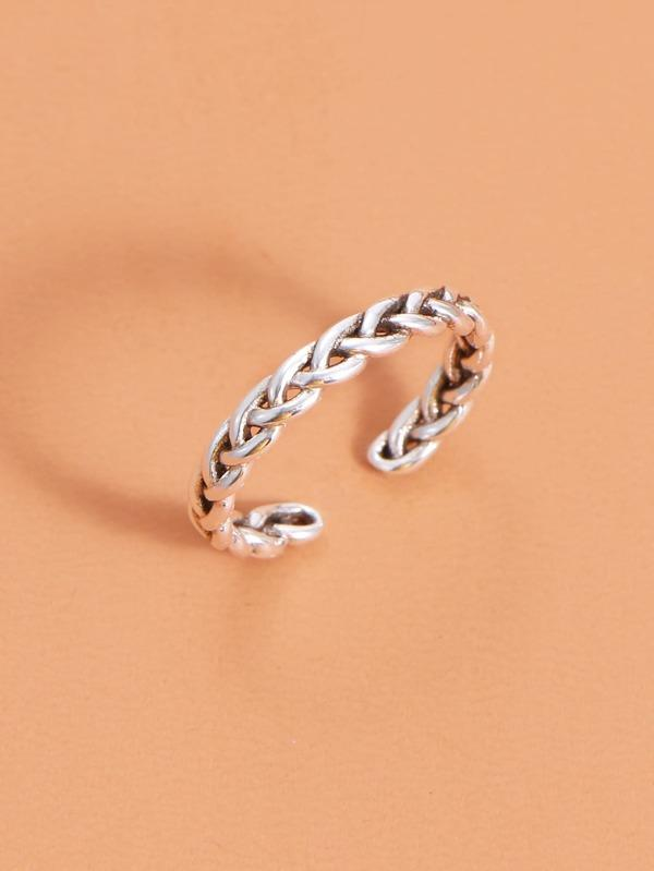 Twist Cuff Ring - INS | Online Fashion Free Shipping Clothing, Dresses, Tops, Shoes