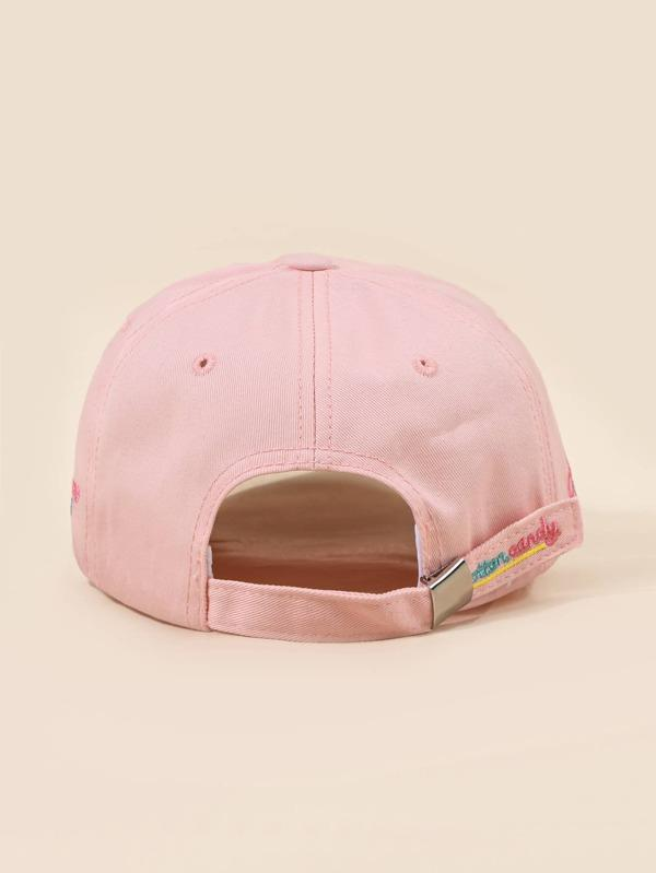 Unicorn Embroidered Baseball Cap - INS | Online Fashion Free Shipping Clothing, Dresses, Tops, Shoes