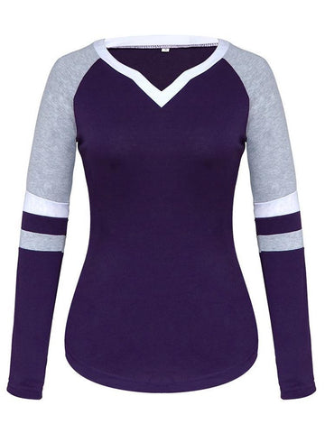 V Neck Long Sleeve For Women - INS | Online Fashion Free Shipping Clothing, Dresses, Tops, Shoes