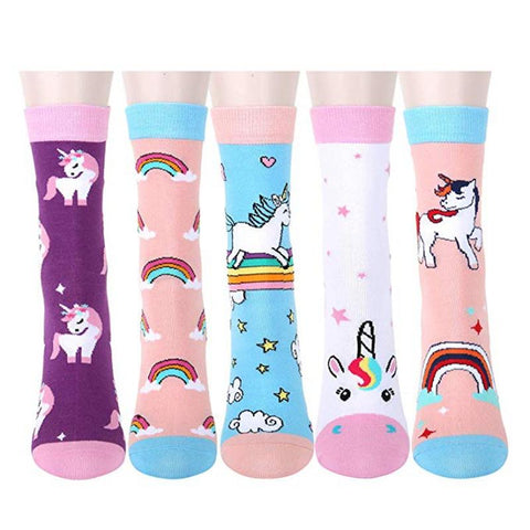 Women Cute Cartoon Printed Socks - INS | Online Fashion Free Shipping Clothing, Dresses, Tops, Shoes