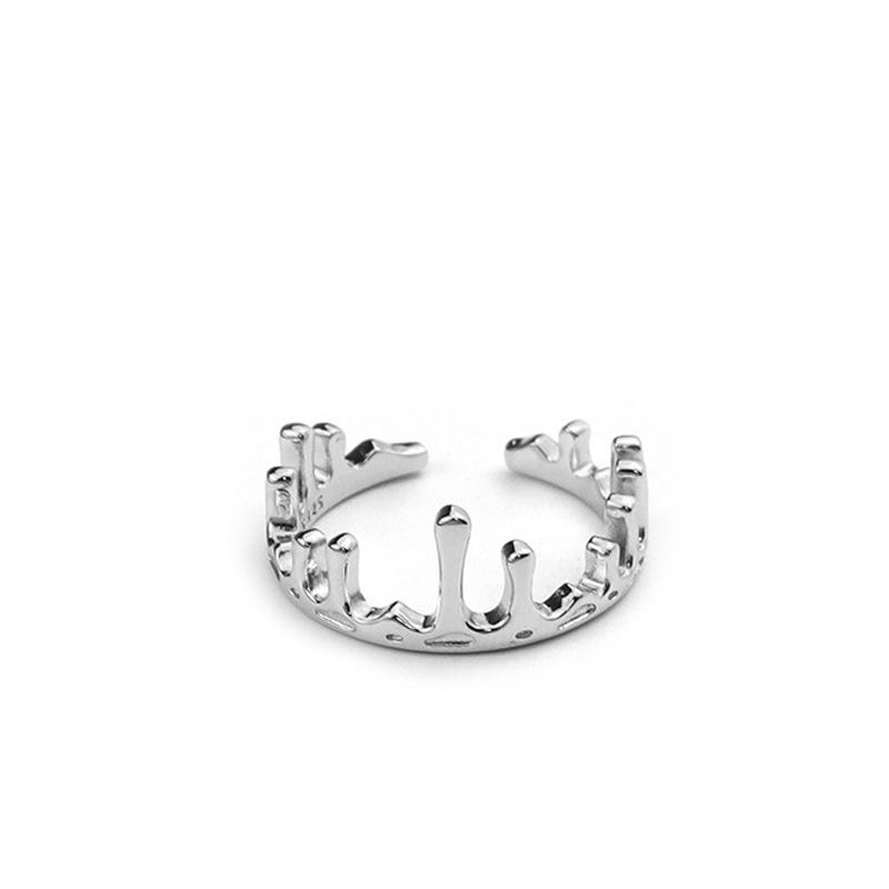Women Irregular Crown Ring - INS | Online Fashion Free Shipping Clothing, Dresses, Tops, Shoes