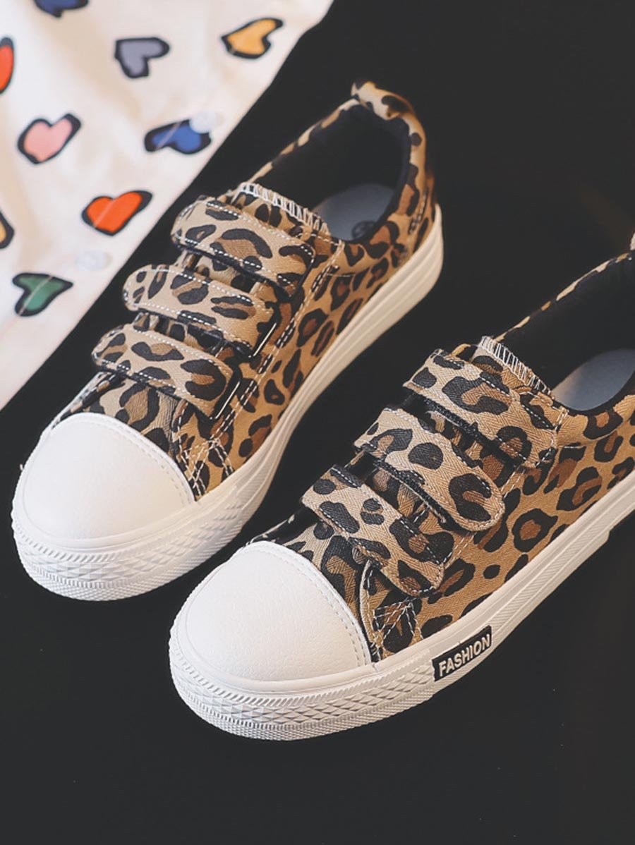 Women Leopard Front Low Top Sneakers - INS | Online Fashion Free Shipping Clothing, Dresses, Tops, Shoes