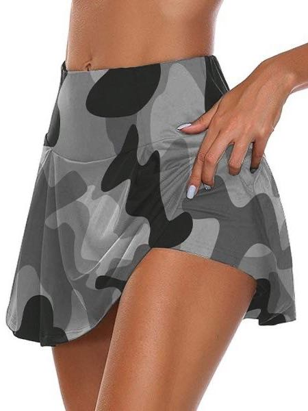 Women's Camouflage Culotte - INS | Online Fashion Free Shipping Clothing, Dresses, Tops, Shoes