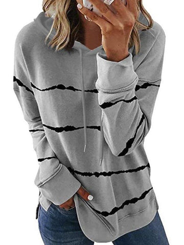 Women's Hooded Fleece - INS | Online Fashion Free Shipping Clothing, Dresses, Tops, Shoes
