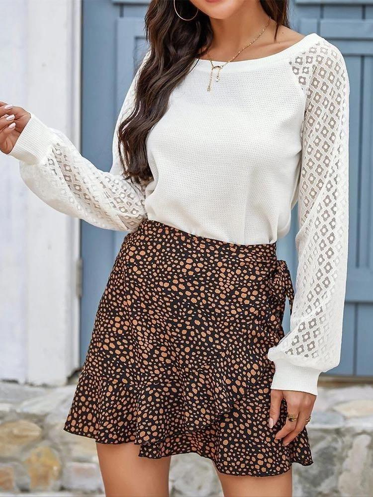 Women's Long Sleeves Shirt For Fall - INS | Online Fashion Free Shipping Clothing, Dresses, Tops, Shoes