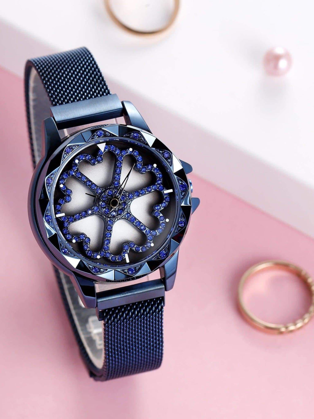 Women's Luxury Rotating Dial Watch - INS | Online Fashion Free Shipping Clothing, Dresses, Tops, Shoes
