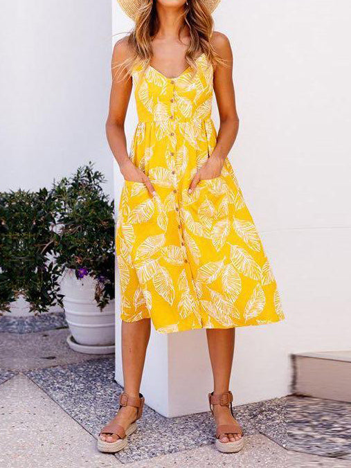 Women's Silp Dress For Summer - INS | Online Fashion Free Shipping Clothing, Dresses, Tops, Shoes