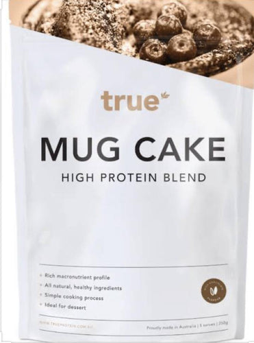 True Mug Cake 250g - Australian Nutrition Centre
