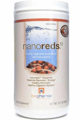 Nanoreds 360g - Australian Nutrition Centre