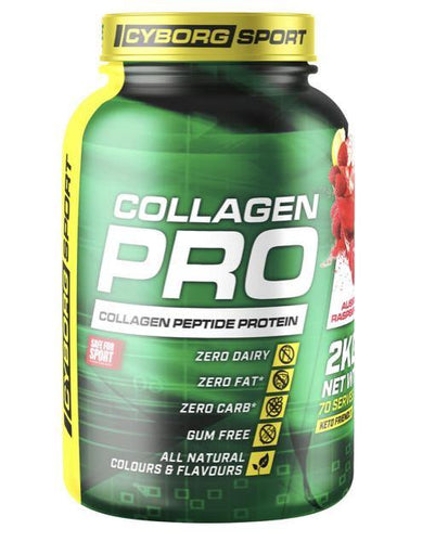 Cyborg Collagen Pro 1kg - Australian Nutrition Centre