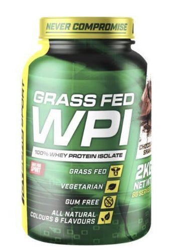 Cyborg Grass Fed WPI 1kg - Australian Nutrition Centre