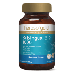 Sublingual B12 1000 - Australian Nutrition Centre