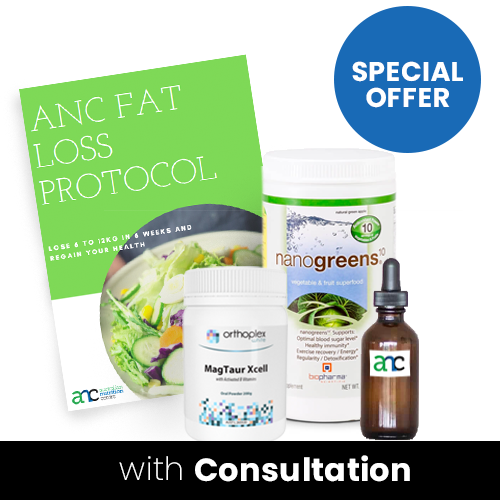 Basic Diet Pack - With Consultation - Australian Nutrition Centre