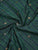 Dark Green Tussar Silk Handloom Banarasi Saree