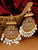Lilac Rajshri Pearly Designer Earrings