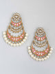 Brown Chaand Designer Earrings
