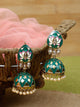 Jade Rudra Designer Earrings