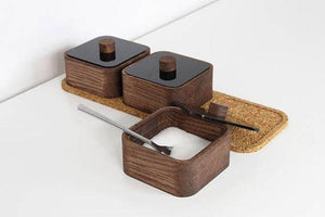 Wooden Spice Rack,