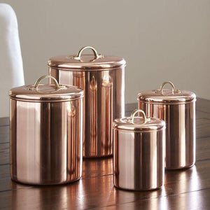 canisters set of 4