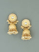 Lemon Geru Ethnic Earrings