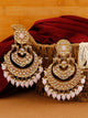 Lilac Bhoomi Chaandbali Earrings