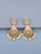 Pisca Boond Designer Earrings