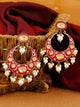 Rani Pearl Mohana Chaandbali Earrings