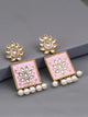 Crepe Kalavati Designer Earrings