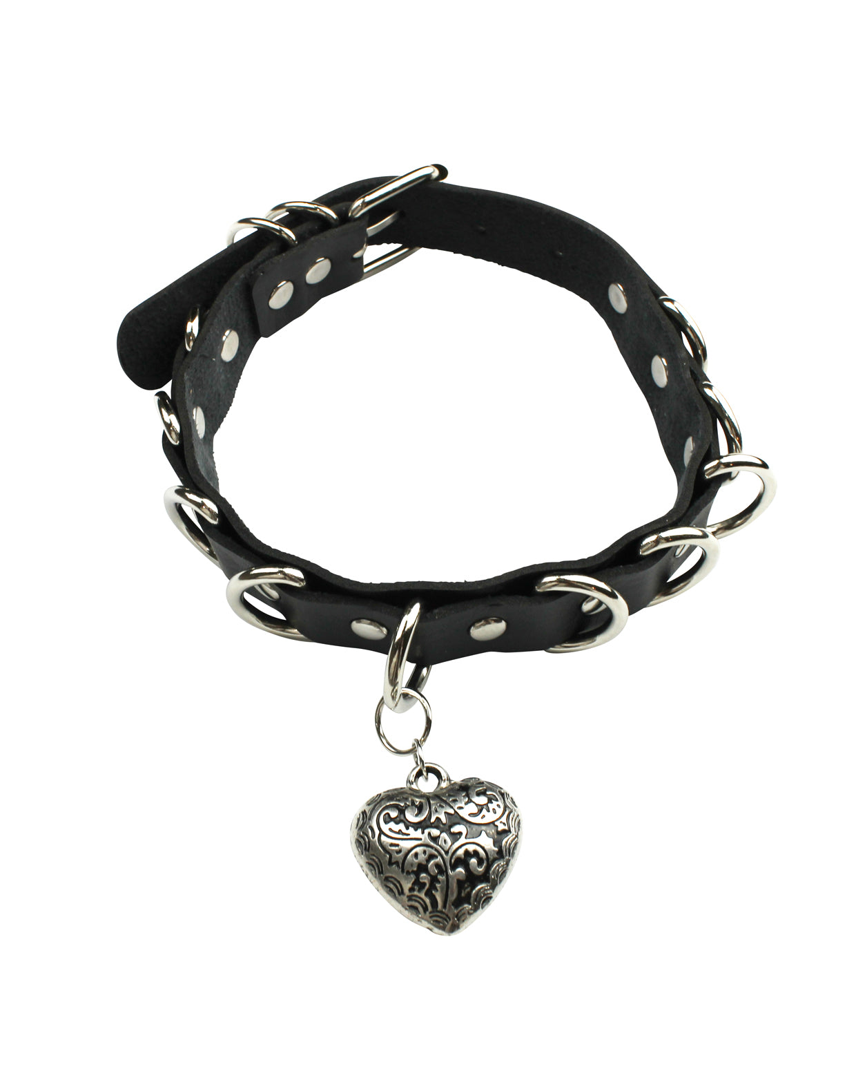SWEAR BELL  CHOKER-ONE BLACK