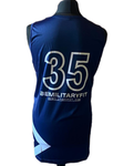 Training Vest NEW Design - Blue