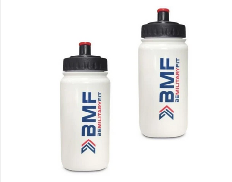 BMF Water Bottle Pack of 4