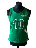 Training Vest NEW Design - Green