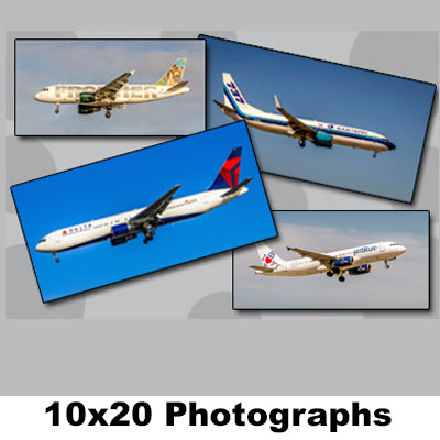 10X20 AVIATION PHOTOS