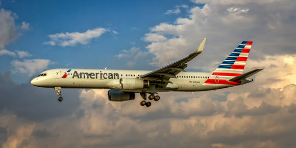 American Airlines Boeing 757 (APPM10001)