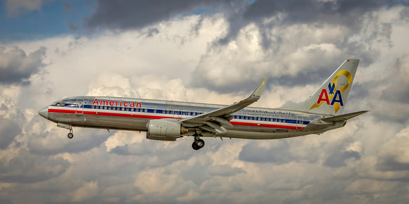 American Airlines Boeing 737 Flagship Liberty Colors (APPM10003)