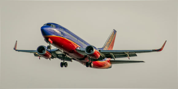 Southwest Airlines 1998 Colors Boeing 737 (APPM10006)
