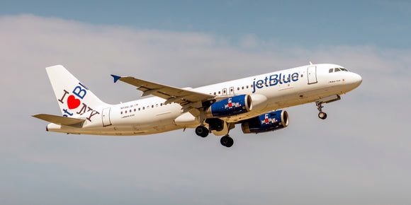 JetBlue Airlines Airbus A320